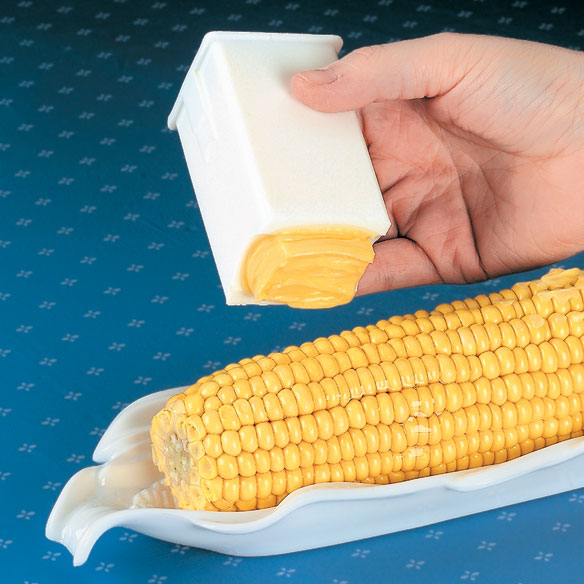 Butter Spreader For Corn Corn On The Cob Butter Holder