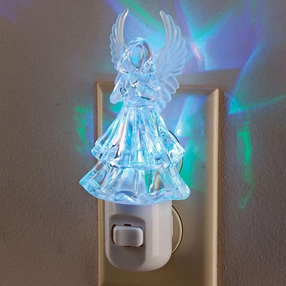 Color Changing Angel Night Light Angel Nightlight