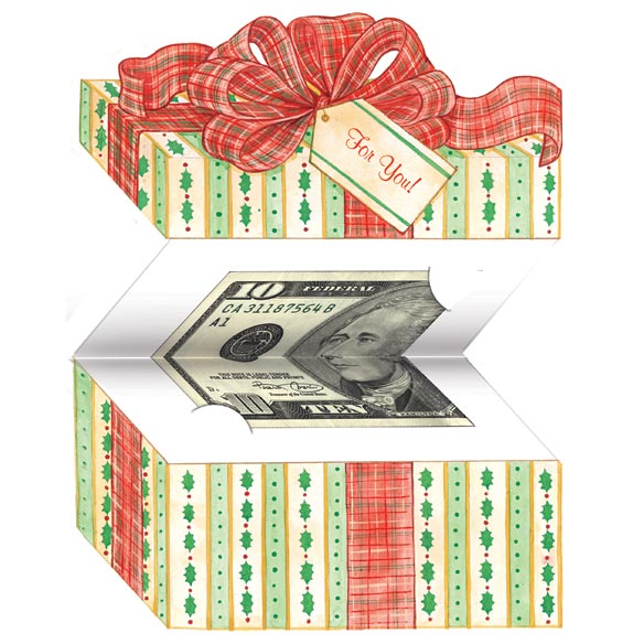Package Money Cards Set3 Gift Cards Amp Letters