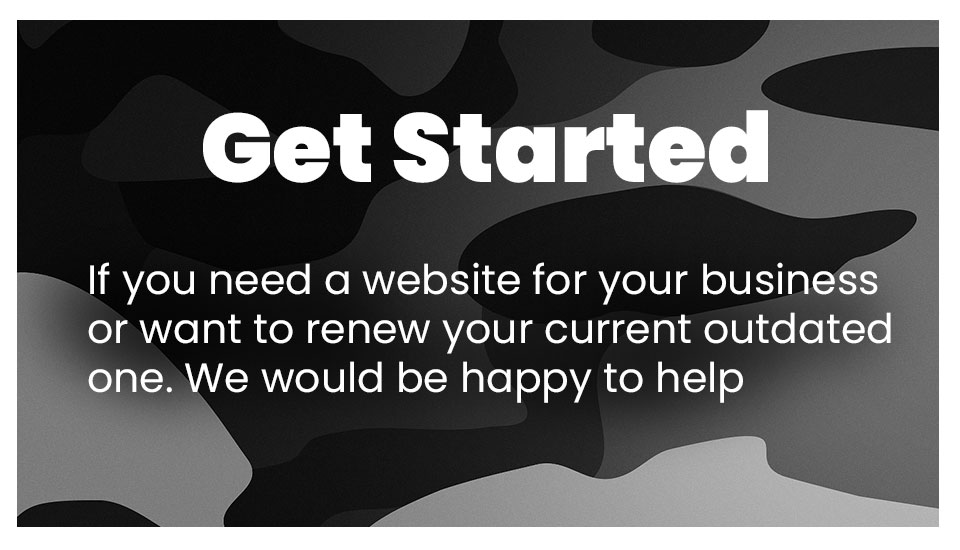 Get Started Web Design