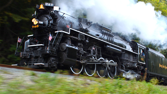 5-22 steam locomotive No_93238