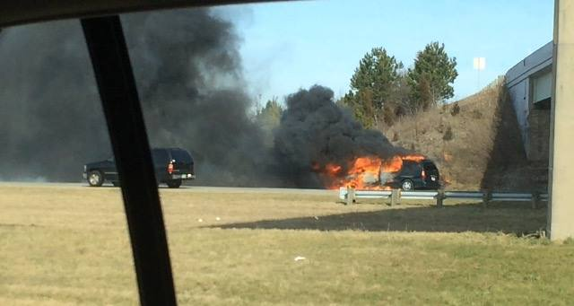 3.8.2016-I-75 Car Fire-2_146869