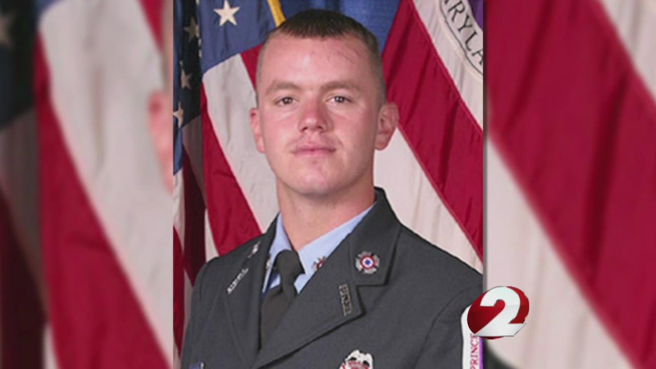 Maryland firefighter dies after shooting at suburban home_154625