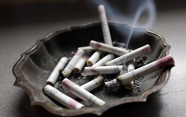 Cigarette, Smoke, Ashtray_135936