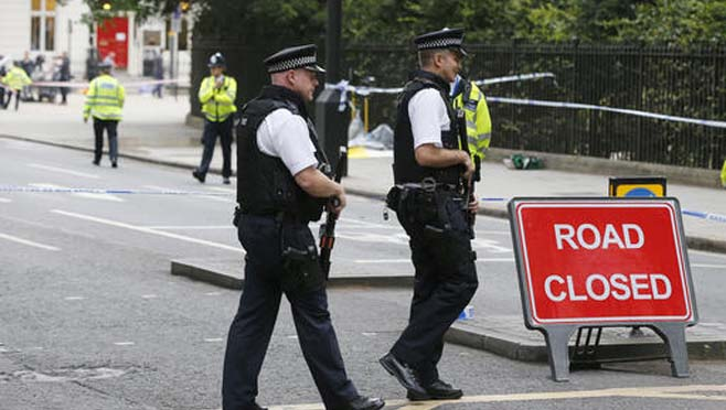 Britain London Knife Attack_177098