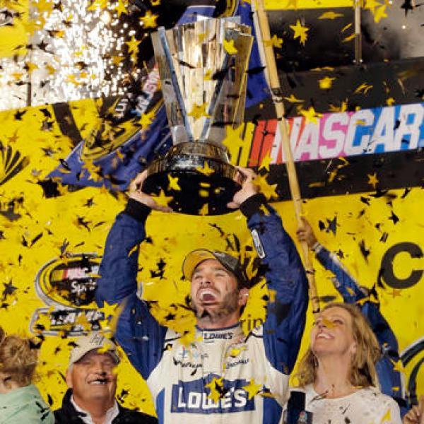 NASCAR Homestead Auto Racing_206717