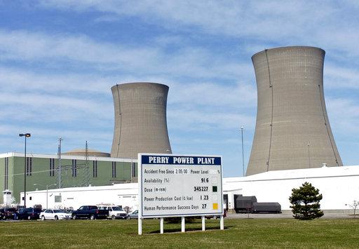Nuclear Plants Bailout Ohio_245667