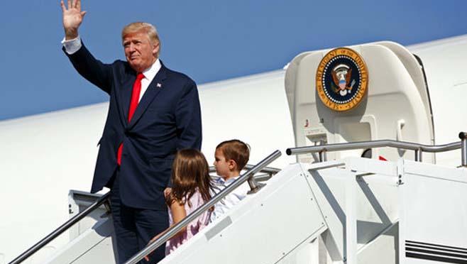 Donald Trump,Joseph Kushner,Arabella Kushner_260851