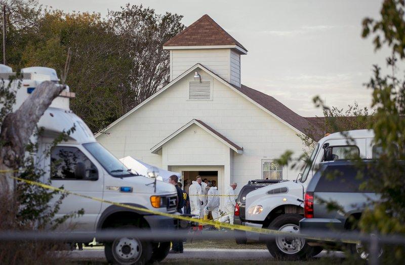 Church shooting in Texas_278548