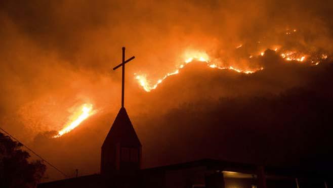 California Wildfires_283788