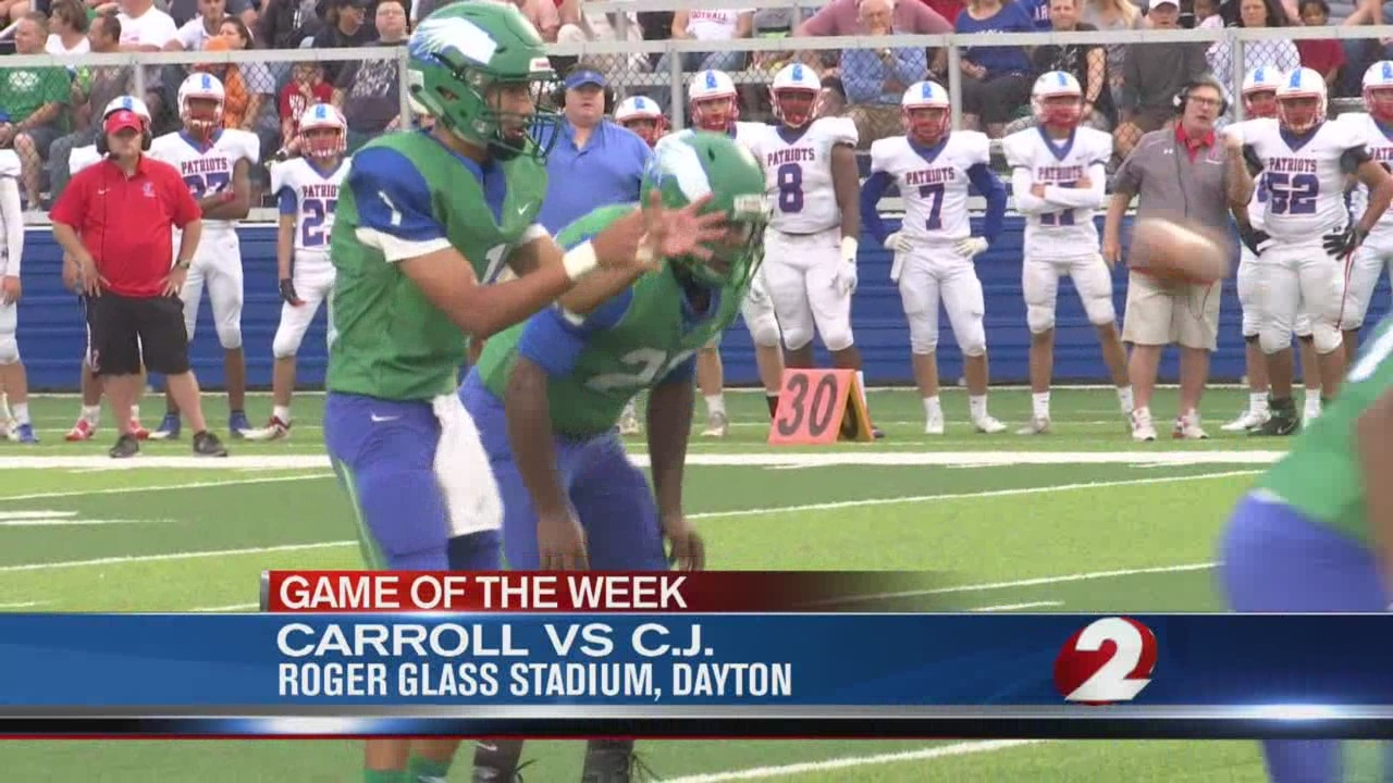Operation Football Game of the Week 5: Carroll at Chaminade Julienne
