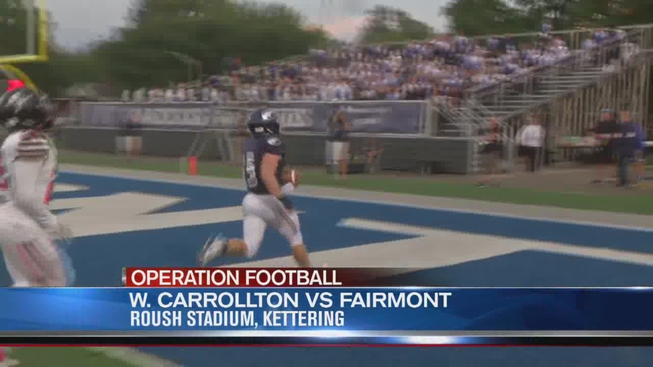 Operation Football Week 7: West Carrollton at Fairmont