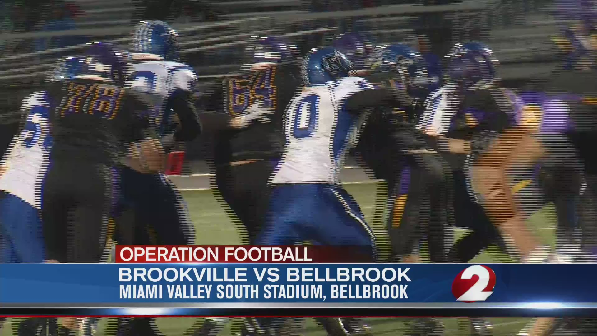 Operation Football Week 8: Brookville at Bellbrook