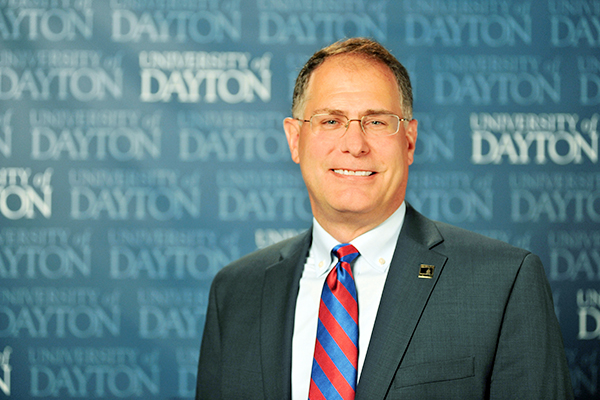 Eric Spina expected to be new president at University of Dayton starting July 2016. (Photo_University of Dayton)_115750
