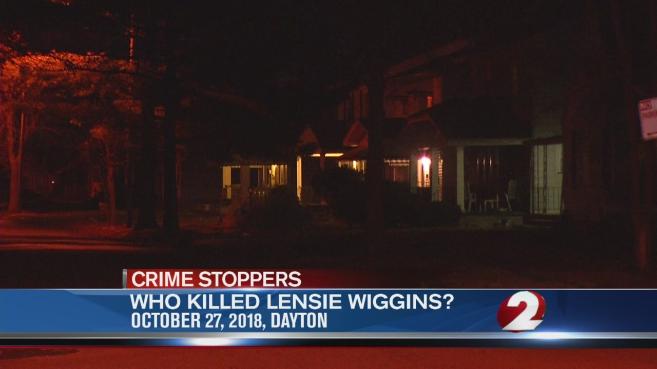 Crime Stoppers: Who killed Lensie Wiggins?