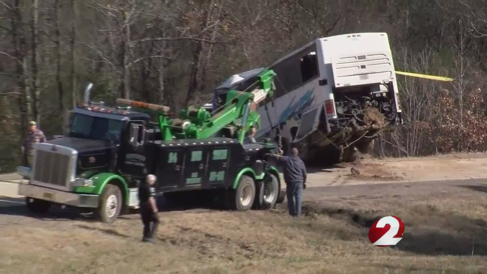 Investigators looking into deadly little league bus crash