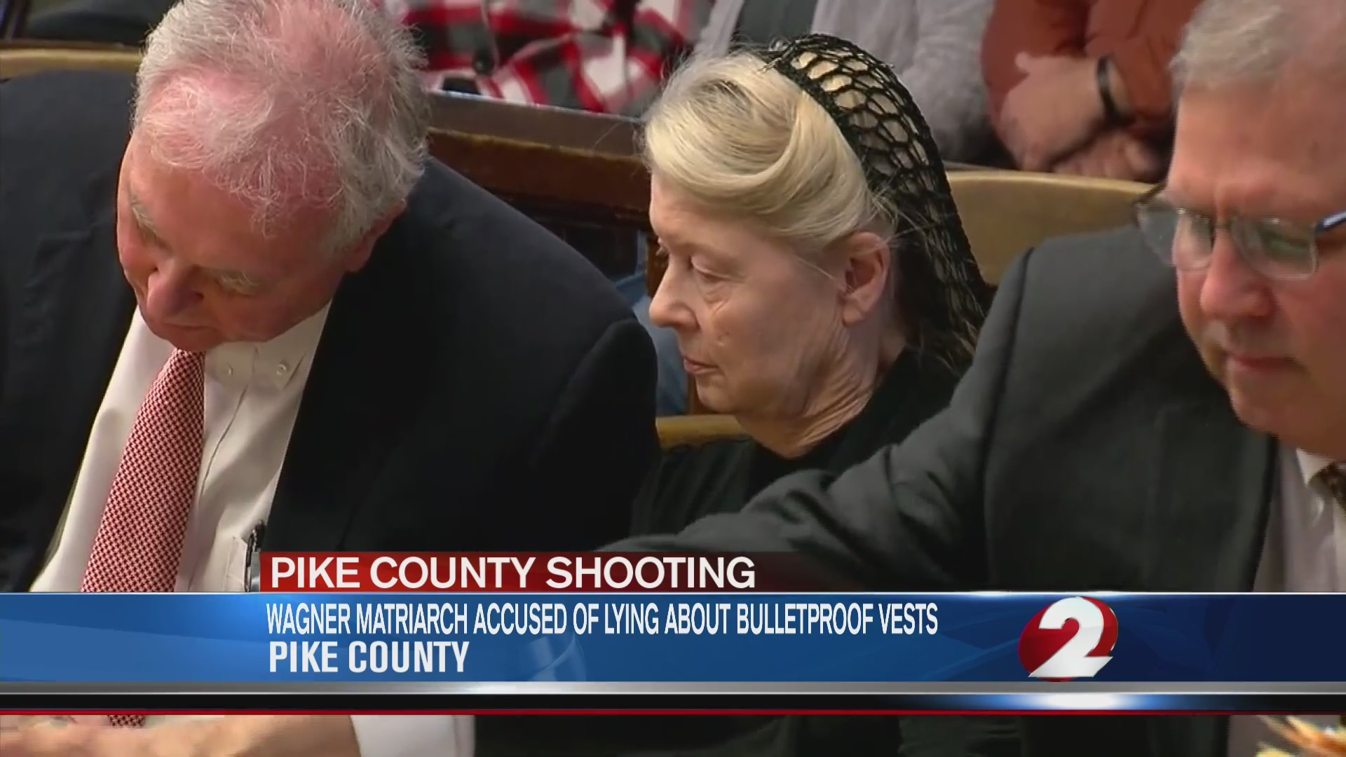 Wagner matriarch accused of lying about bulletproof vests