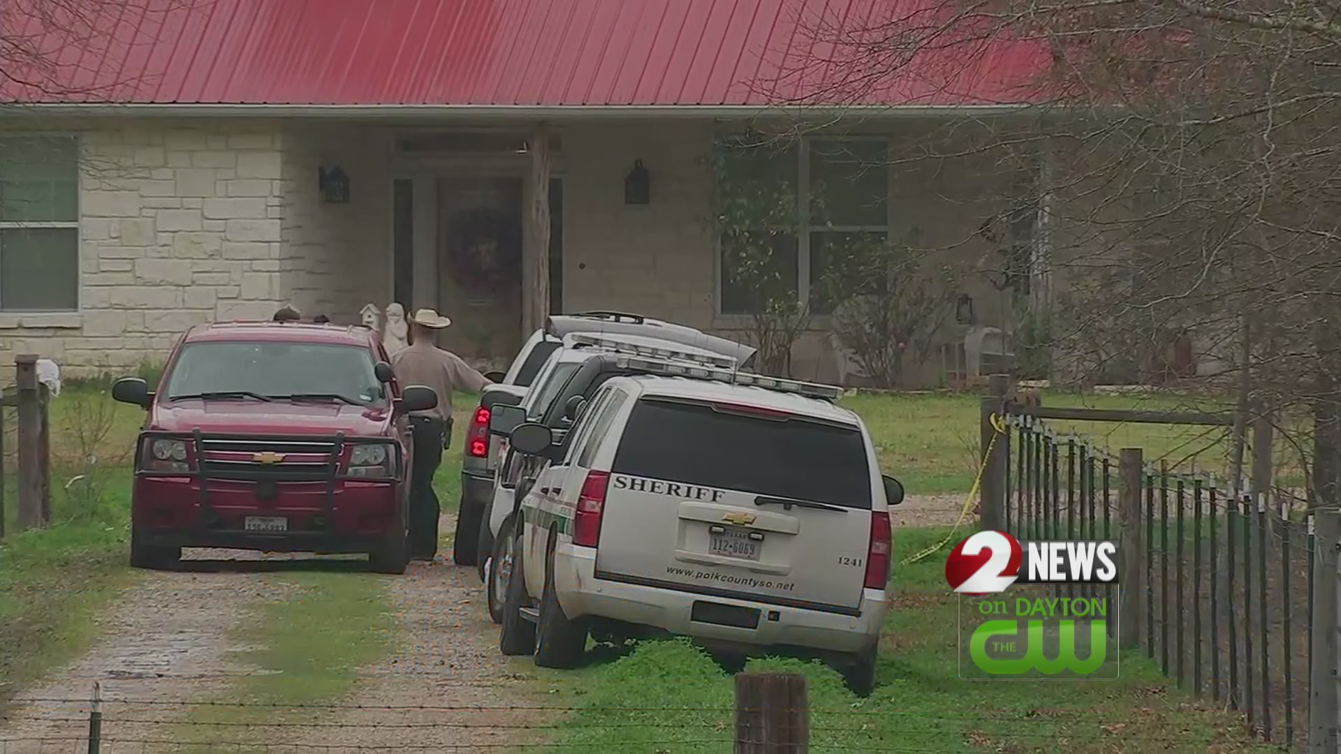 5 members of Texas family, including infant, fatally shot