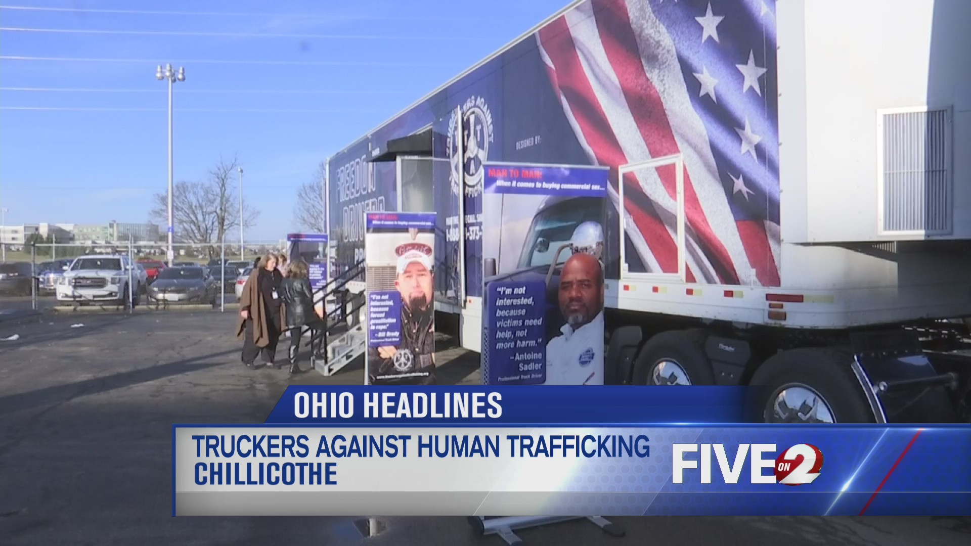 Truckers Against Human Trafficking