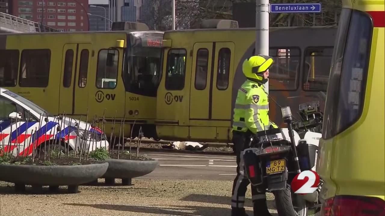 Dutch prosecutors arrest third over deadly tram shooting