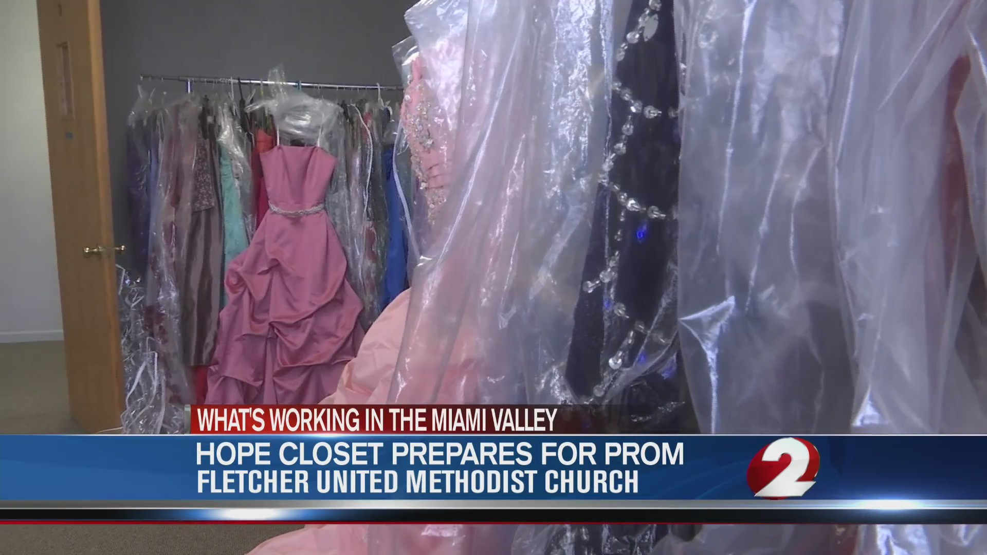Hope Closet prepares for prom