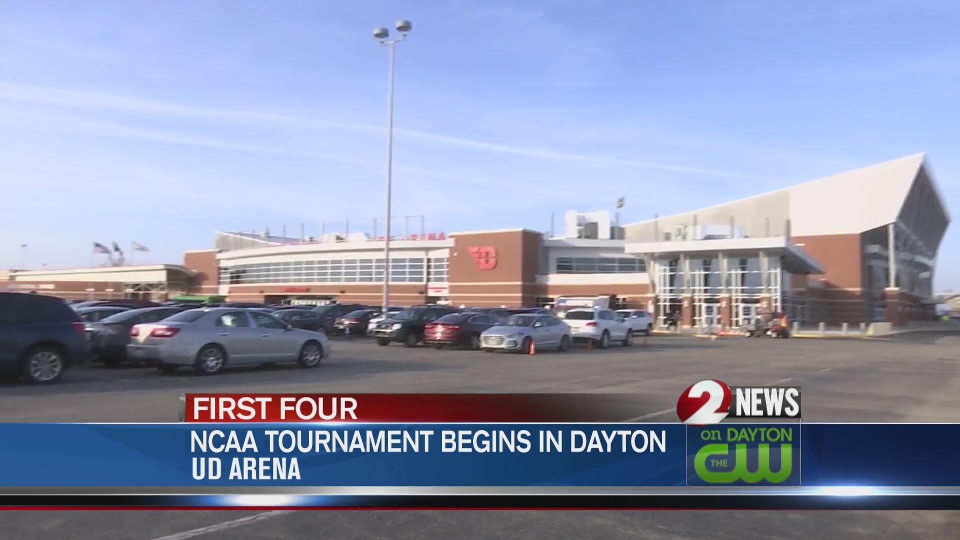 NCAA Tournament begins in Dayton