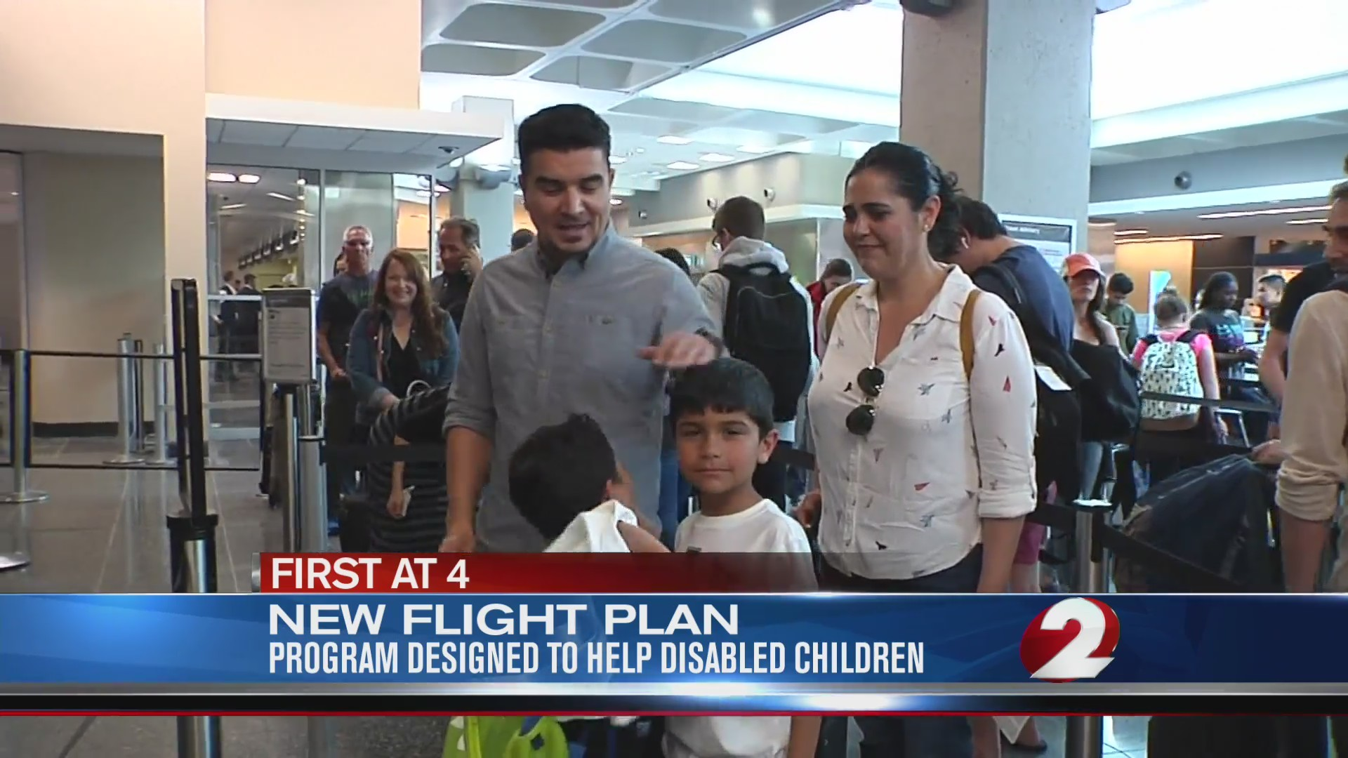 Program designed to help disabled children