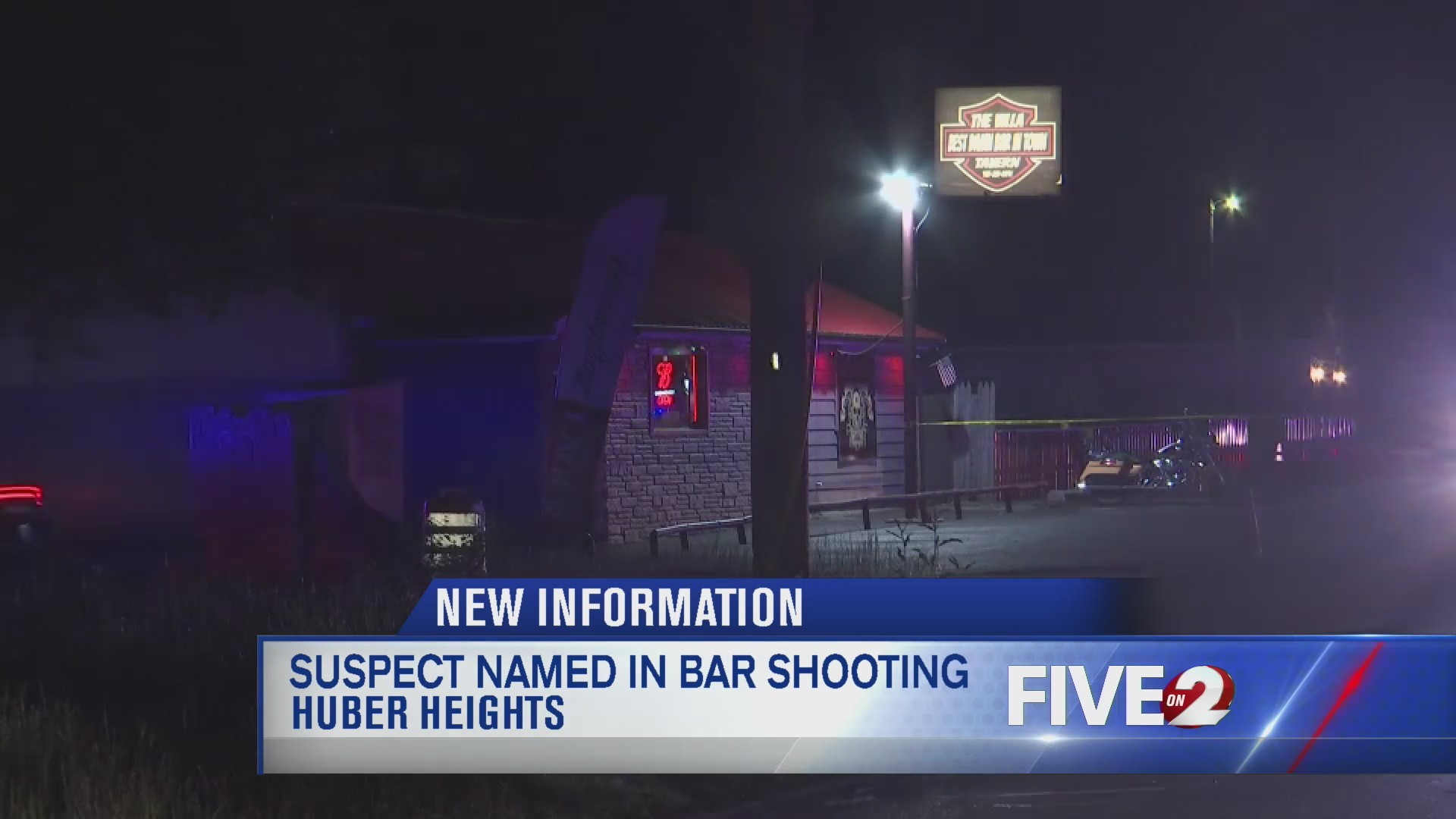 Suspect named in bar shooting