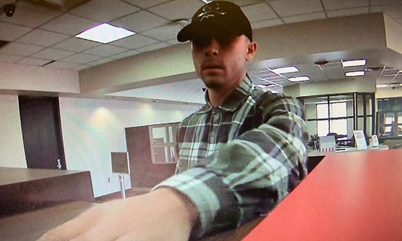 6-21 Key Bank Robbery Suspect 1