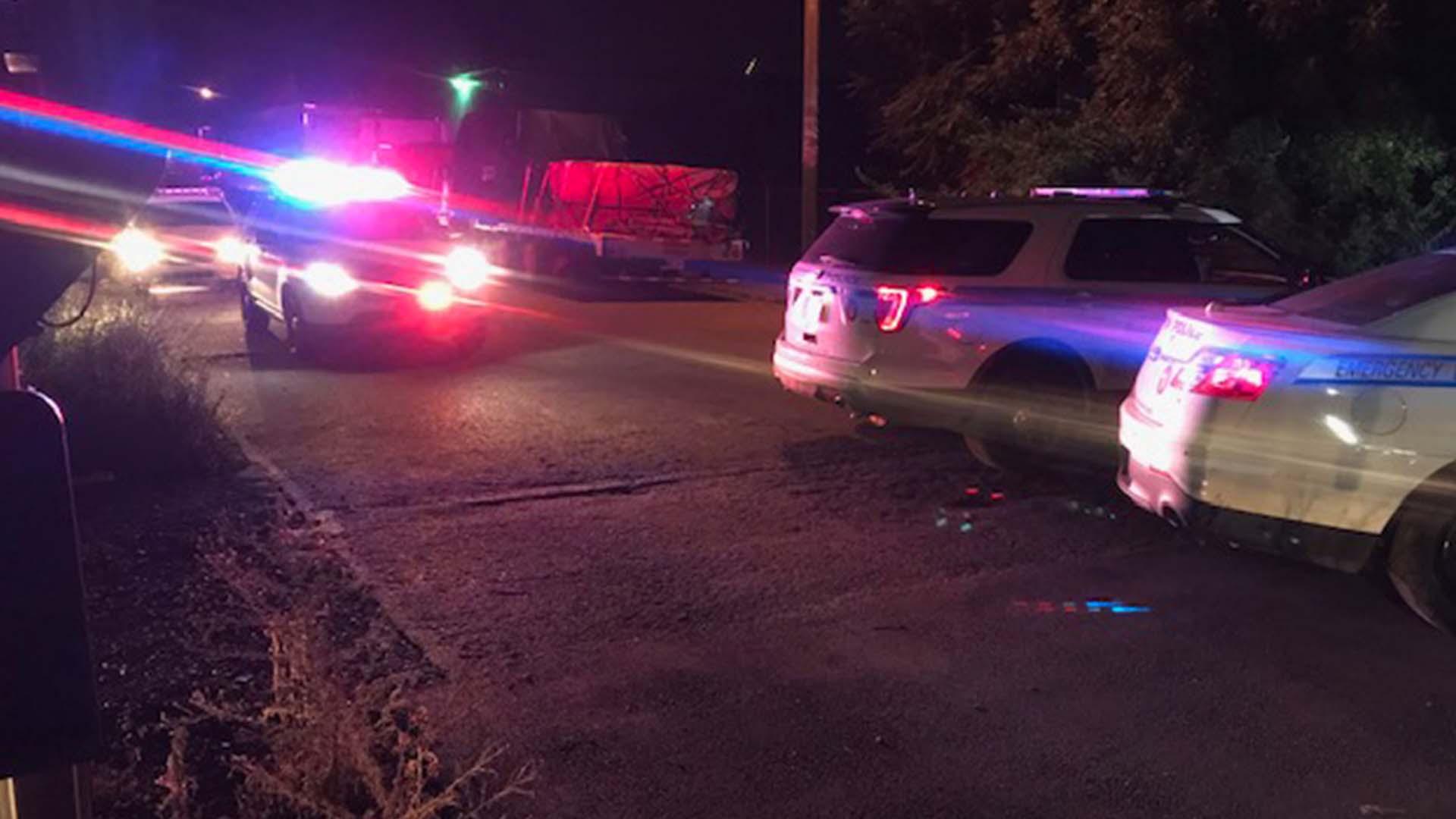 Dayton Police Chase Ends