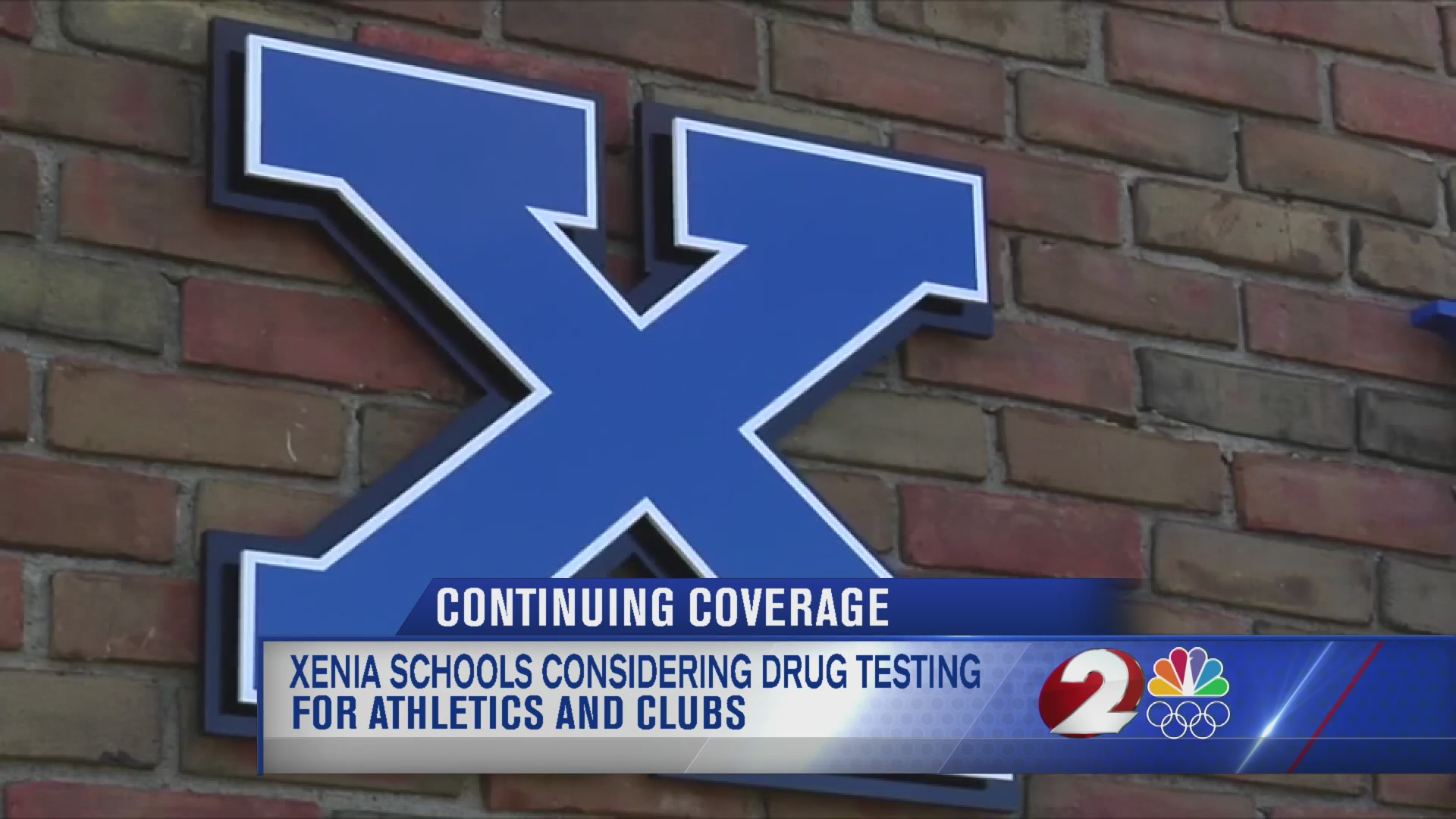 Xenia schools considering drug testing for students   WDTN