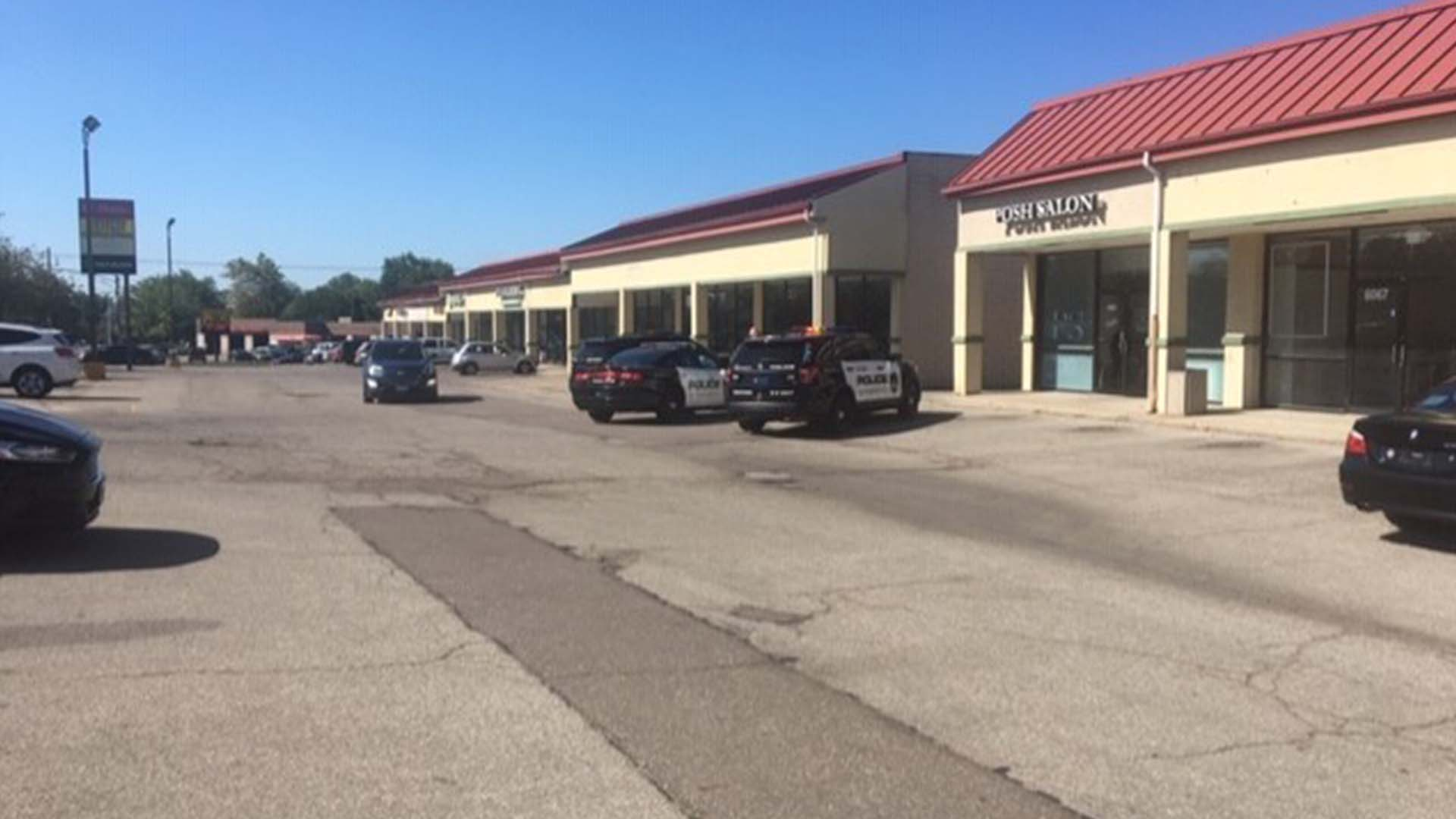 Huber Heights Armed Robbery