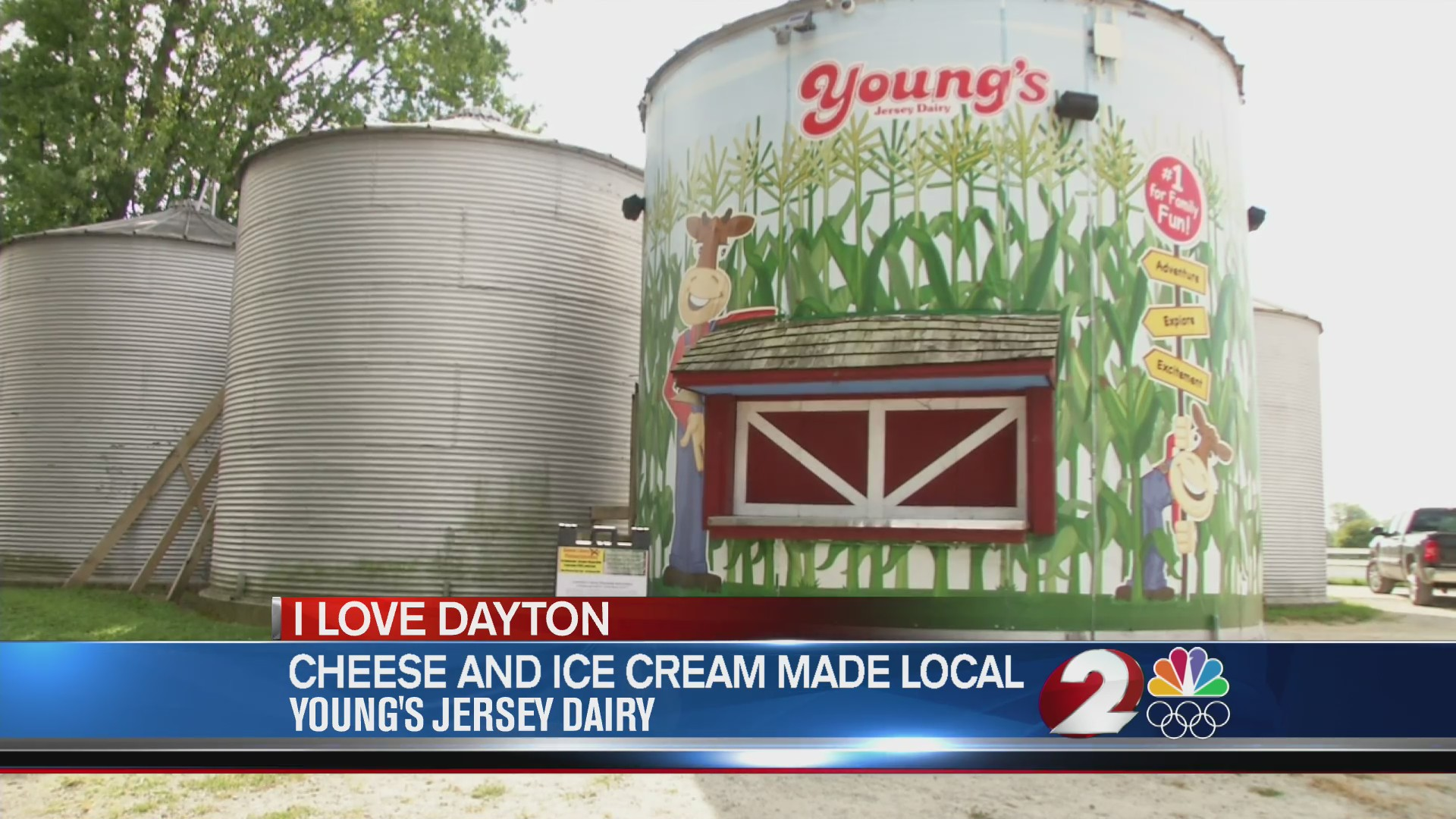 I Love Dayton: Young's Jersey Dairy