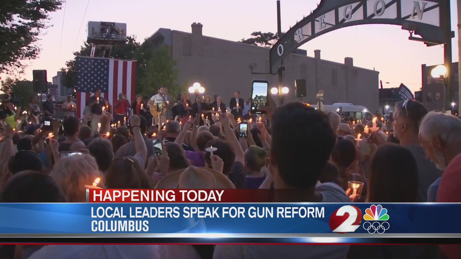 Local leaders speak for gun reform 9-19