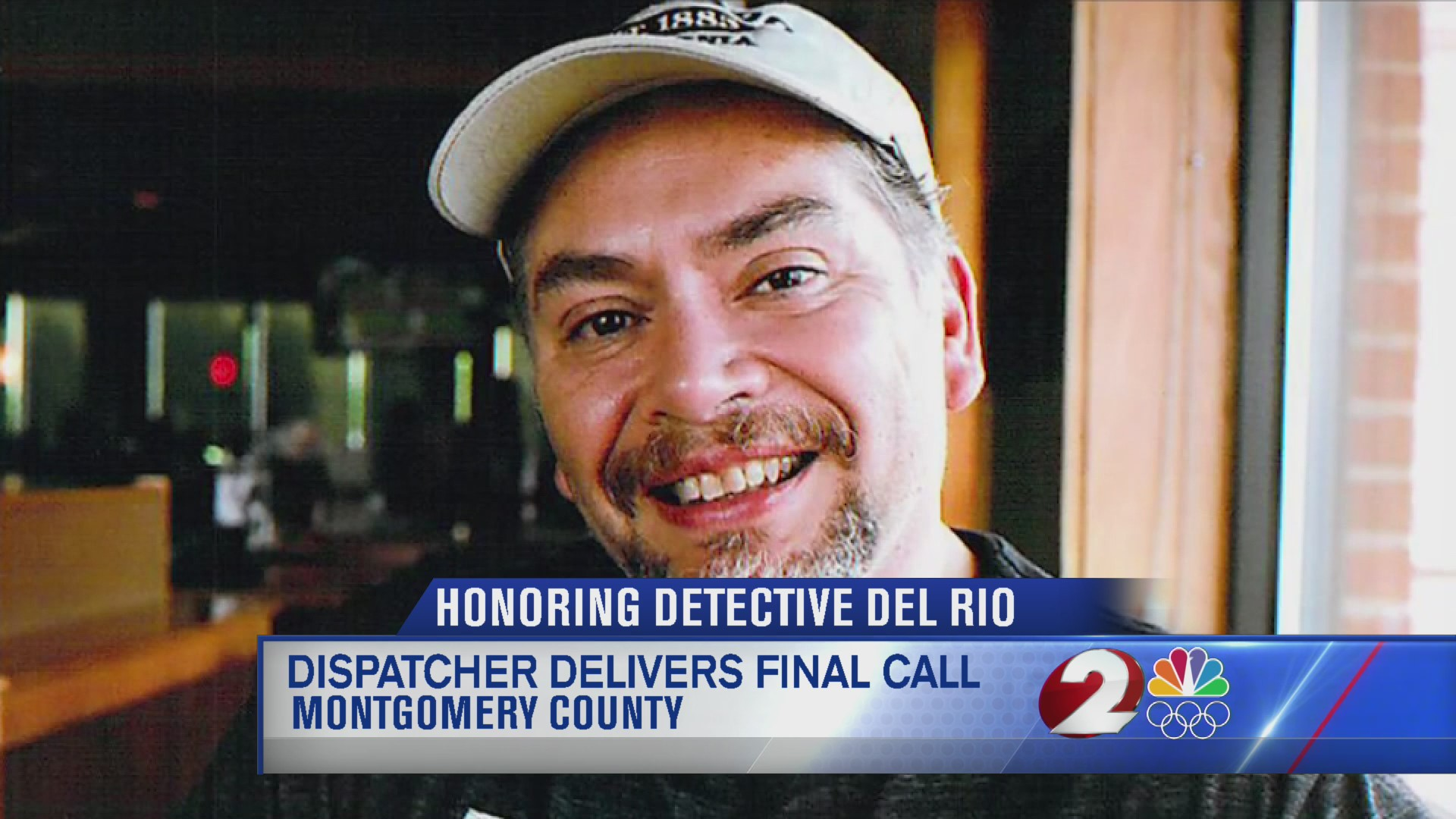 Dispatcher delivers end of watch call for Del Rio