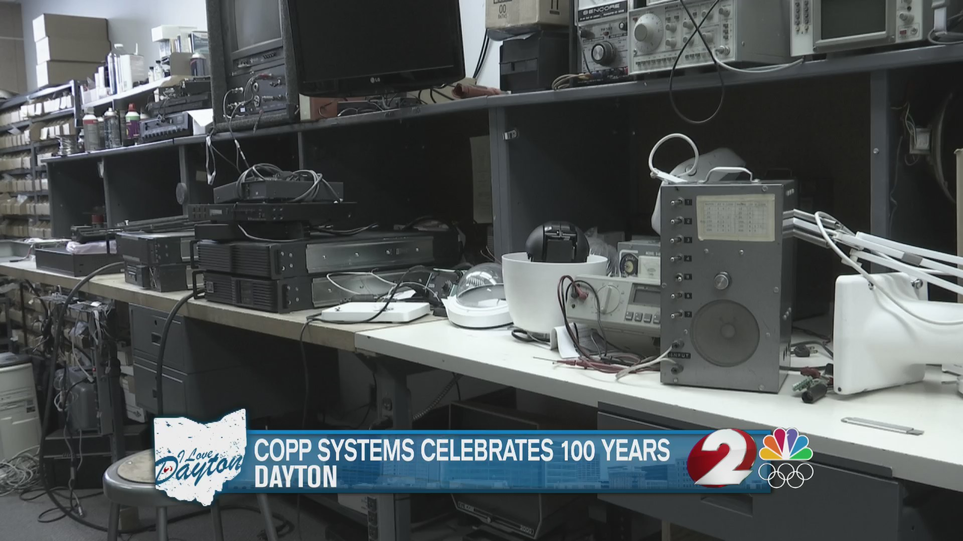 Copp Systems celebrates 100 years