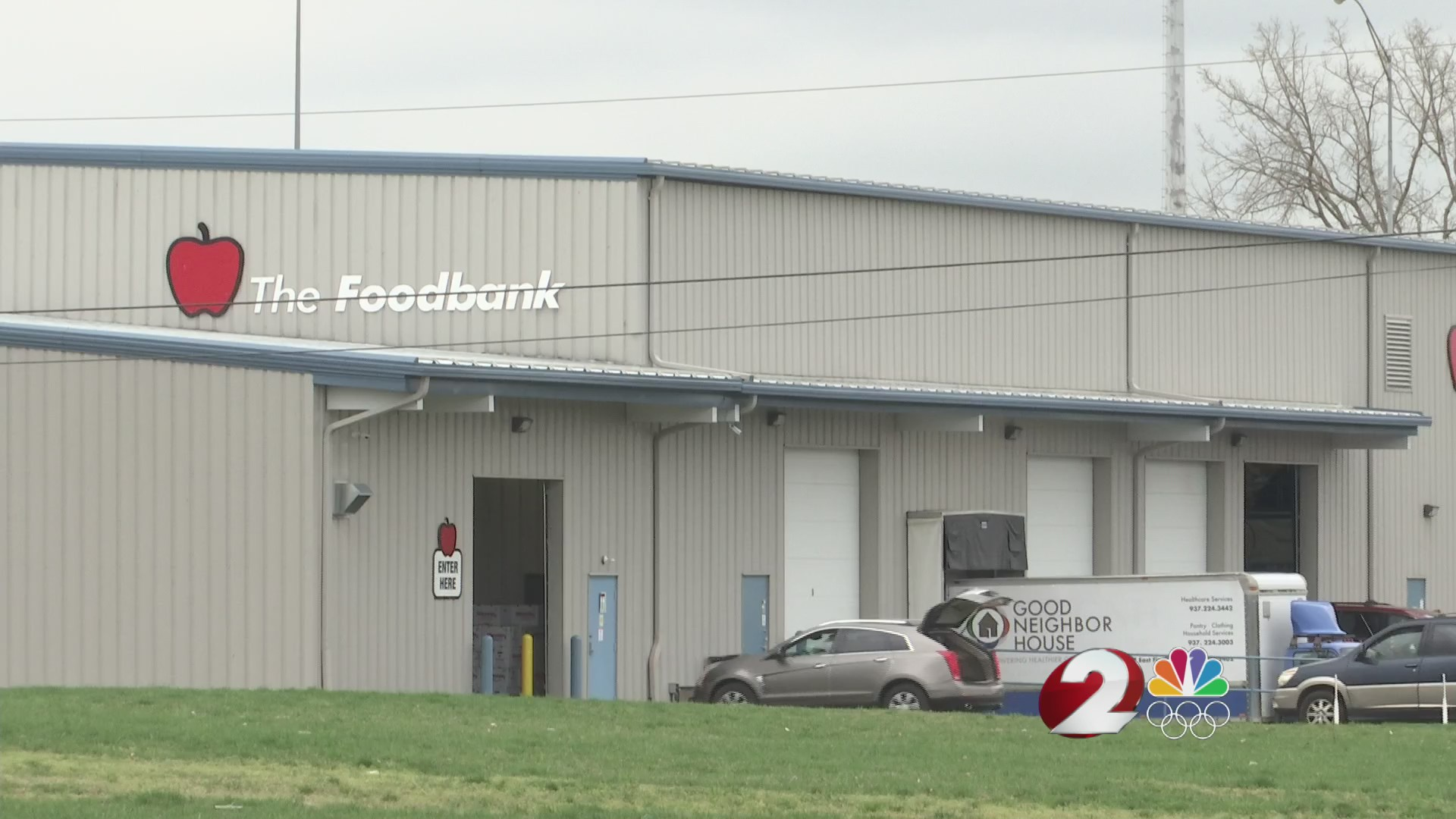 Foodbank reopens for distribution