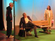 Arjen de Wit, Johan Bouma en Imke Leenen