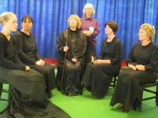 Anoniem, Imke Leenen, Sjoe Leusen, Marianne Maasman, Silvia Kirpestein en Marieke Griffioen