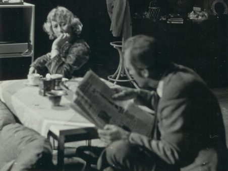 Sue Leusen en Peter Schönfeld
