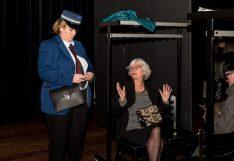 Lineke Vissers en Marianne Maasman