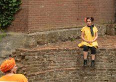 Ine Wiebenga en Esther van Hoeve