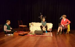 Marnix Rosbach, Marieke Griffioen en Els Ausema