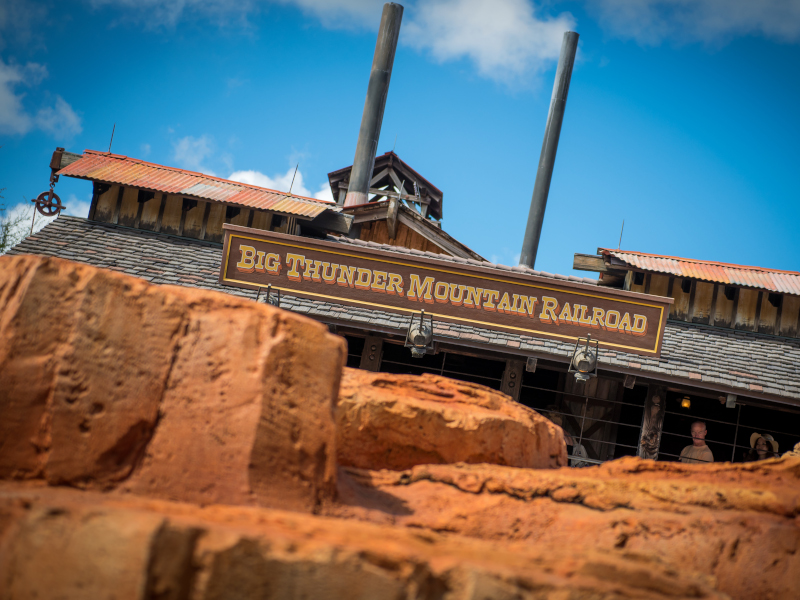 Now's the time of year when we evaluate how we did with the past year's goals and plan new ones for the coming year. 5 Explosive Big Thunder Mountain Facts Wdw Magazine