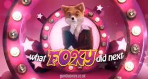 Foxy Mascot Suit