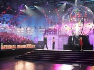 National Bingo Night Stage