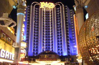 Plaza hotel and casino, Las Vegas