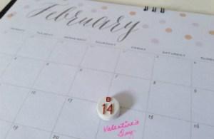 bingo calendar marker