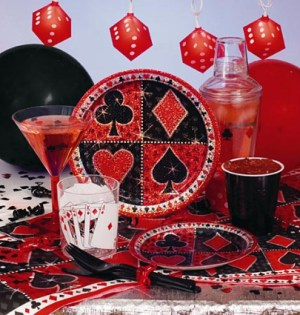Casino Themed Party