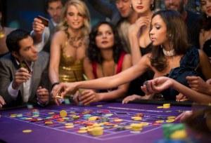 Casino men vs women